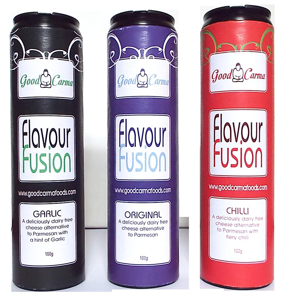 Flavour Fusion Range