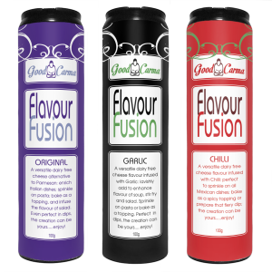flavour fusion, vegan cooking products, Great Taste Award winning