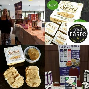 Great Taste Award winning, vegan spices, dairy free parmesan cheese