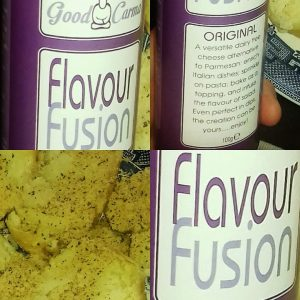 vegan cheese alternatives, vegetarian alternative to parmesan, flavour fusion